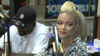 Charlie Baltimore and Trik Trik Interview On The Breakfast Club   Power 105 1 FM