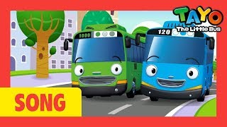 Wheels on the Bus Compilation l All the wheels in town l Songs for Children l Tayo the Little Bus