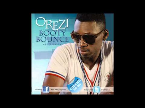 the song booty bounce by orezi