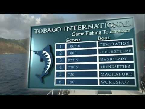 Tobago International Game Fishing Tournament 2011
