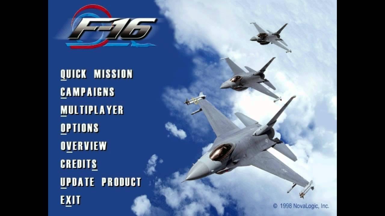 Classic] f-16 multirole fighter theme song youtube.