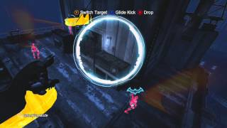 Batman Arkham Origins Blackgate Deluxe Edition Gameplay Walkthrough   Part 1 - Catwoman! (XBOX 360)