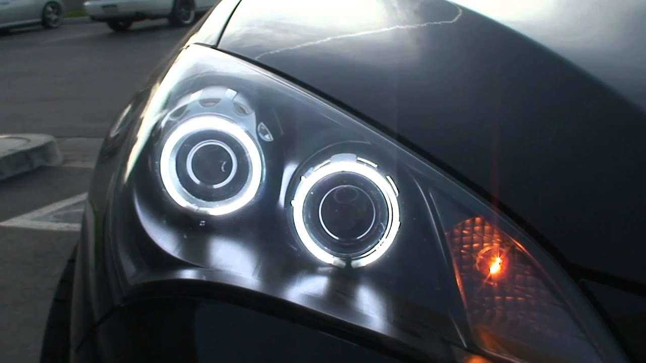 Dual Projector Headlights Youtube