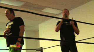 Jake the Snake Roberts & Diamond Dallas Page Talk DDP Yoga