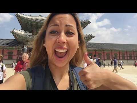 Travelvlog South-Korea #02: Seoul City Highligths tour