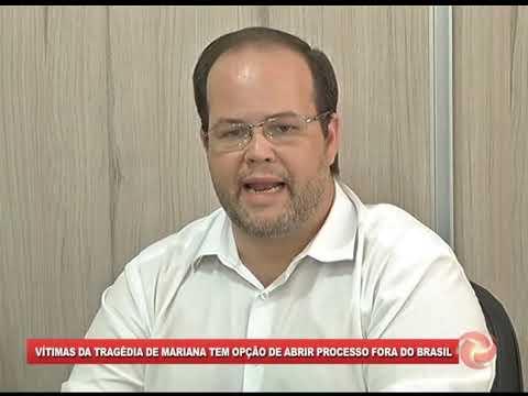 VALADARES: OAB/GV quer levar processos contra Samarco para outro país