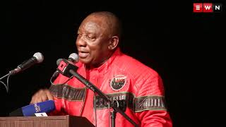 Ramaphosa reacts to plots to oust him