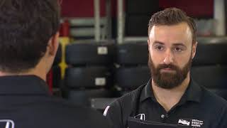 Get To Know Robert Wickens with James Hinchcliffe