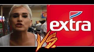 Romagaga acusada de Roubo no Supermercado Extra