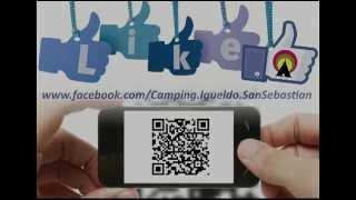 Camping Bungalows Igueldo San Sebastian Junio 2013