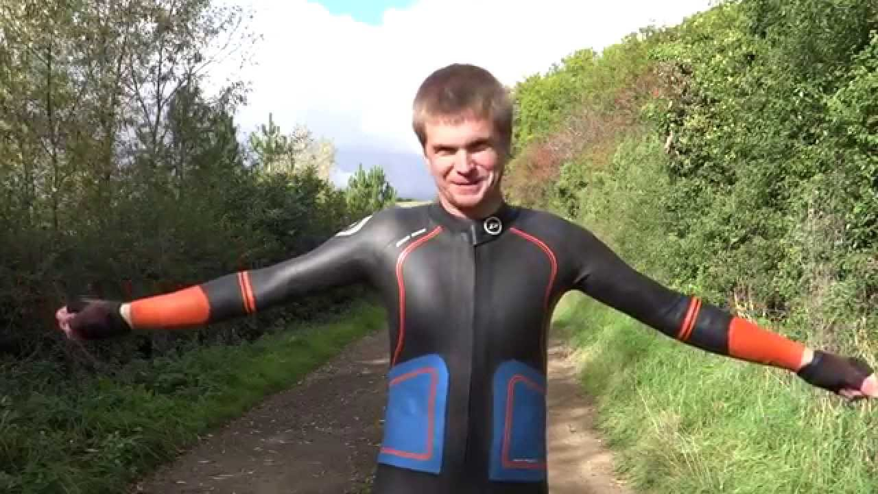 Zone3 Evolution Swim Run wetsuit - YouTube c5909b83d674