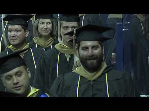 2017: Mendoza College of Business Graduate Ceremony