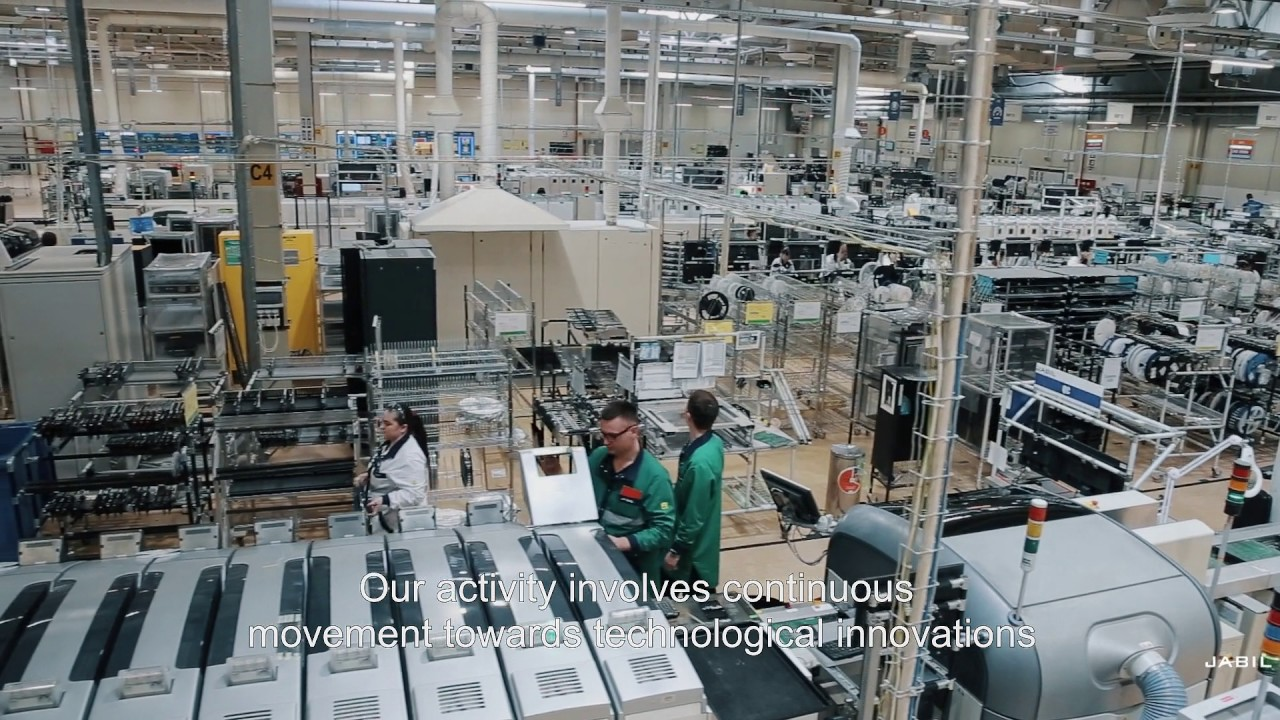 Manufacturing Engineers Work At Jabil Uzhgorod Youtube