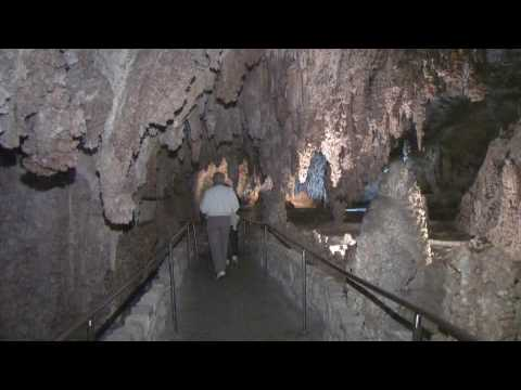 Carlsbad Caverns: the main attraction