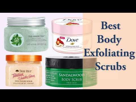 9 Best Body Exfoliating Scrub In 2020 With Price I SL I Glamler