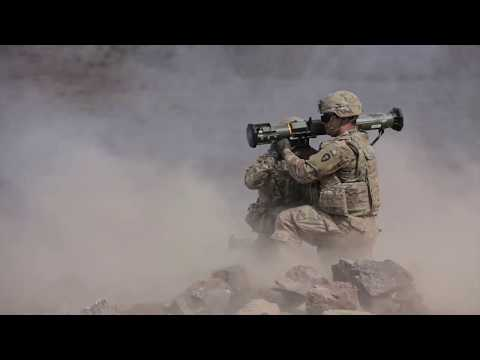 TASK FORCE BAYONET Conducts Live-fire Exercise in DJIBOUTI *U.S. & FRENCH FORCES
