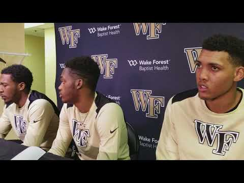 Wake players post Richmond