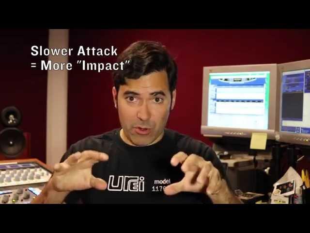 Mastering Your Compressor: Attack & Release Settings   SonicScoop.com