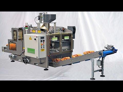 Full Automatic Fruits Vegetable Heat-sealing Mesh Bag Bagging Equipment Garlic Ginger Bagger System