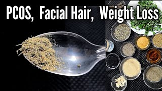 PCOS Weight Loss Remedies, Get Rid of Acne &amp Facial Hair, Symptoms Causes, Treatment, Diet plan