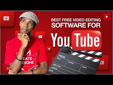 Best Free Video Editing Software 2015