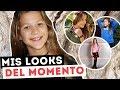 Mis LOOKS del MOMENTO 👜 VESTIR para el COLE | Lookbook OUTFITS casuales | DANIELA GOLUBEVA
