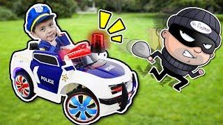 경찰 출동!무슨 일이 생기면 불러주세요 POLICE BABY Pretend Play with Police Cars 마슈토이 Mashu ToysReview