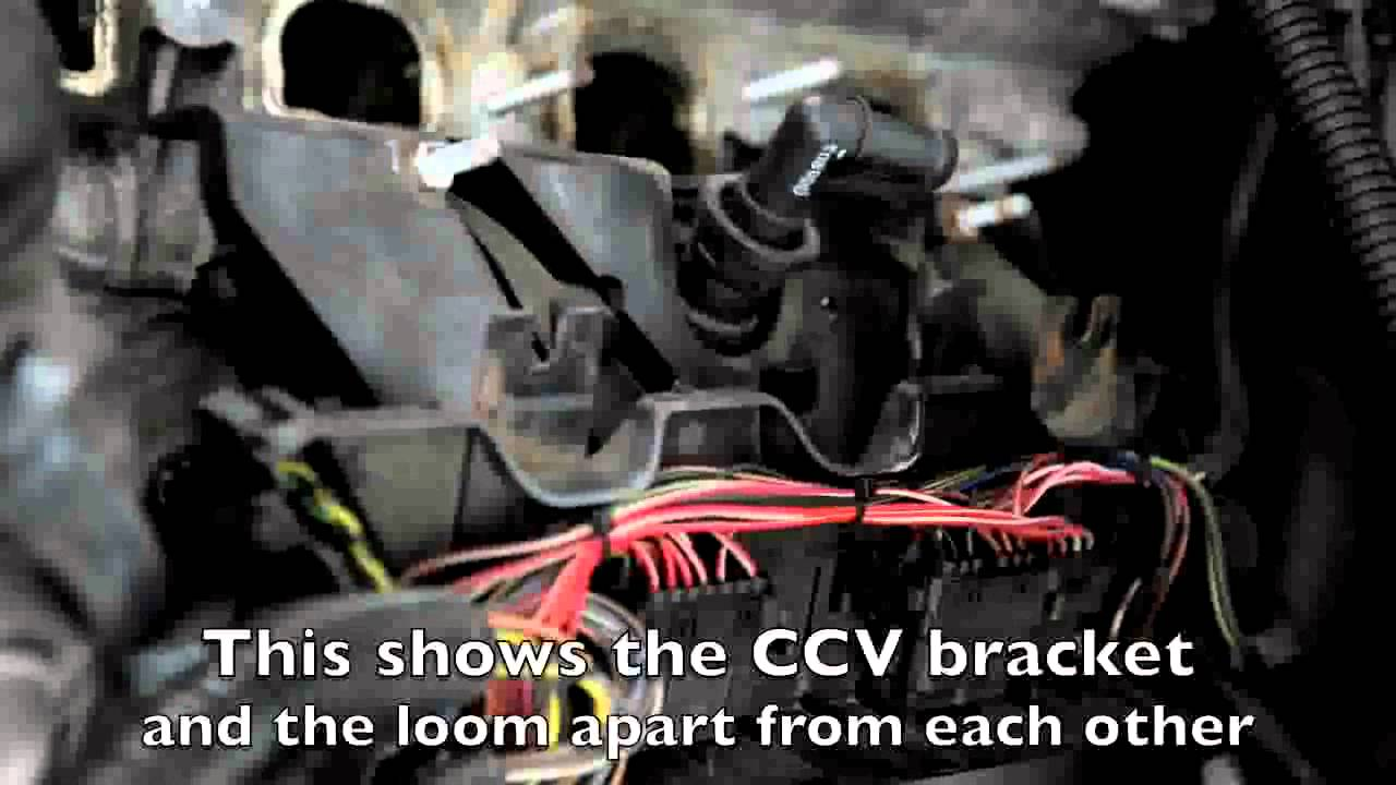 Bmw N42 N46 Compact Ccv Valve Replacement Youtube