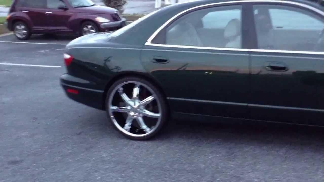 Mazda Millenia Riding Out Of Rimtyme Of Jonesboro Ga