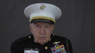 WW2 Veteran Eanos Tom Evans Full Interview (Rancho Remembers 2016)