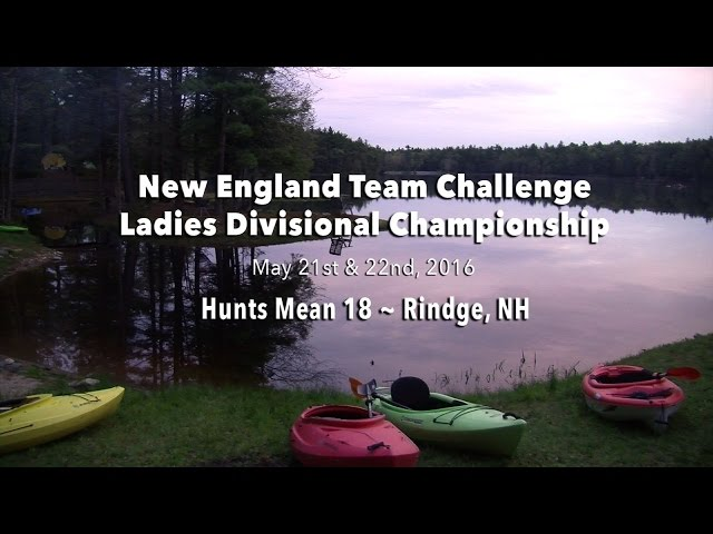 New England Team Challenge - Ladies Divisional Championship