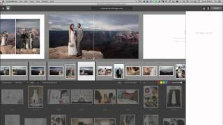 Make a Complete Wedding Album in 5 Minutes