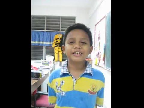 A Malay Kampong Boy Speaks English