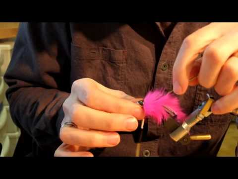 How To Tie The Dolly Llama Fly