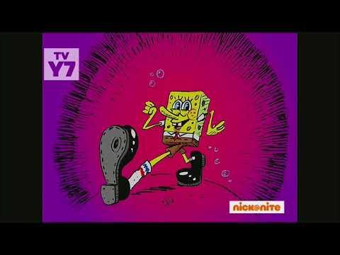 SpongeBob... on Nick@Nite (July 16, 2018)