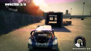 DiRt 3 - Multiplayer Review. [HD]
