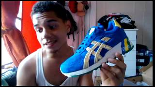 """Overview for Ronnie Fieg X Asics GT-2 """"Brazil"""""""