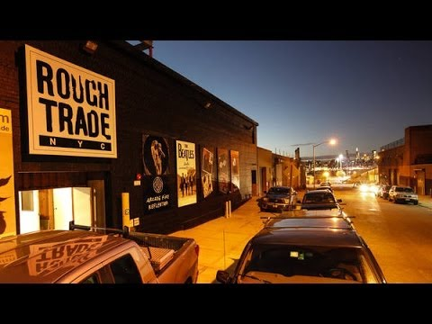 Rough Trade: Time Lapse of Record Store Opening