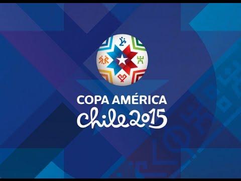 Canciones Copa América Chile 2015 - Varios Artistas Mix