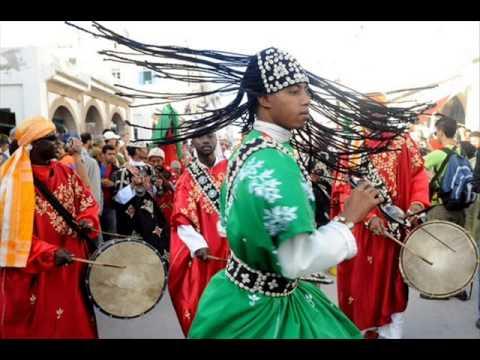 Morocco Gnawa Music Part 11