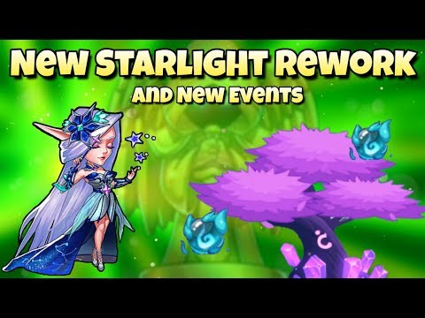 Idle Heroes (O+) - Starlight Reworked and New Events!
