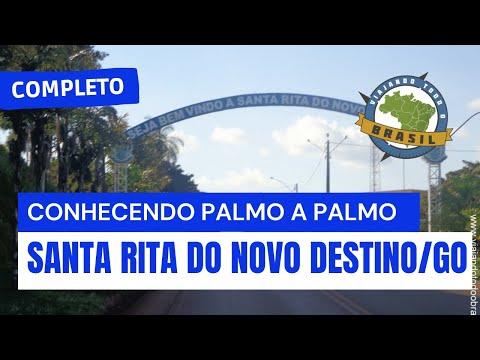 Santa Rita do Novo Destino Goiás fonte: i.ytimg.com
