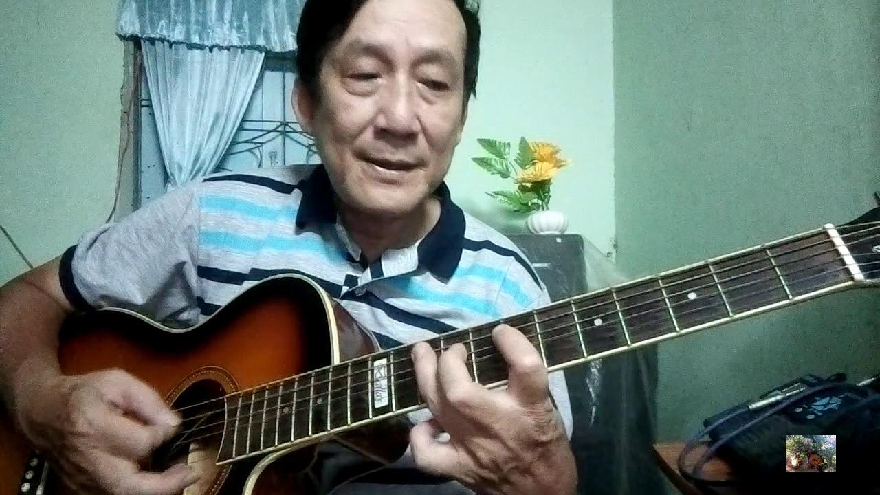 Hoa Trinh Nữ bài 1-Hướng dẫn lead guitar-điệu bolero tone trưởng.