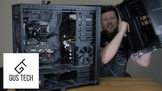 How To Move Your PC Into a New Case
