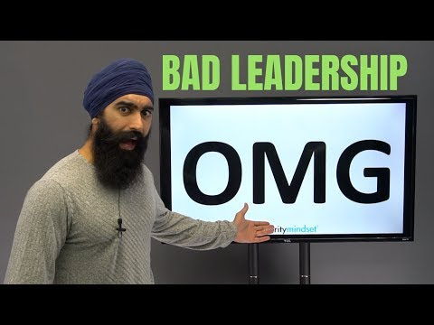 How To Destroy Employee Morale  OMG