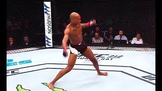 MMA Dance Off (Wobbly, Stanky, Chicken legs)