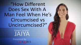 How Different Does Sex Feel Circumcised vs Uncircumcised?
