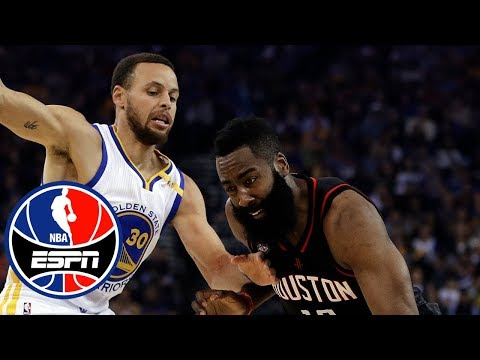 Rockets more 'obsessed' with beating Warriors than winning championship? | NBA Countdown | ESPN