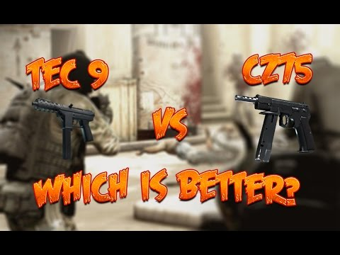 CS:GO Guides: Tec 9 OR CZ75?