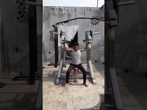 Commercial Full gym setup part 2 manufacturer in Delhi